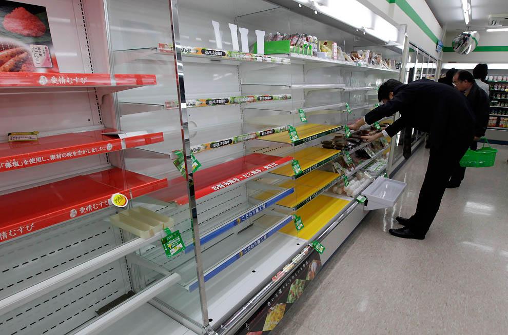 2610 tsunami dan konsekuensi lain dari gempa di Jepang