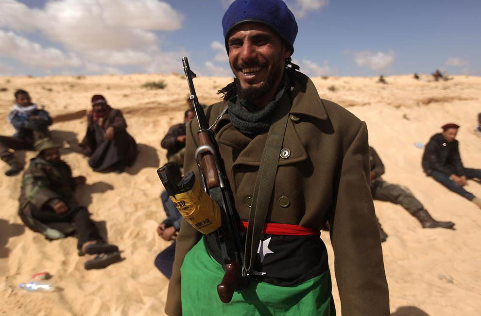 2929 Война в Ливии