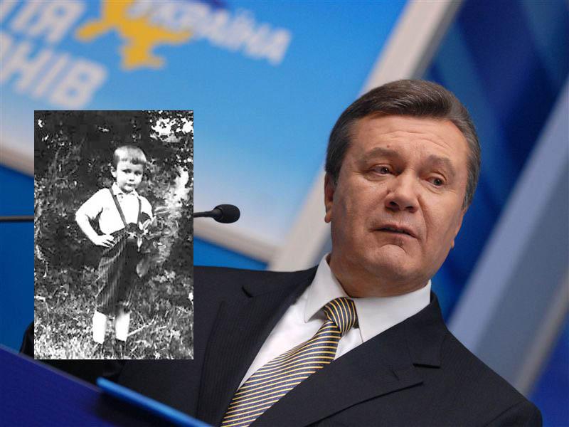 3020 Политики в детстве и юности