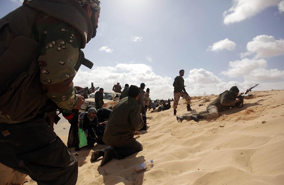 3027 Война в Ливии