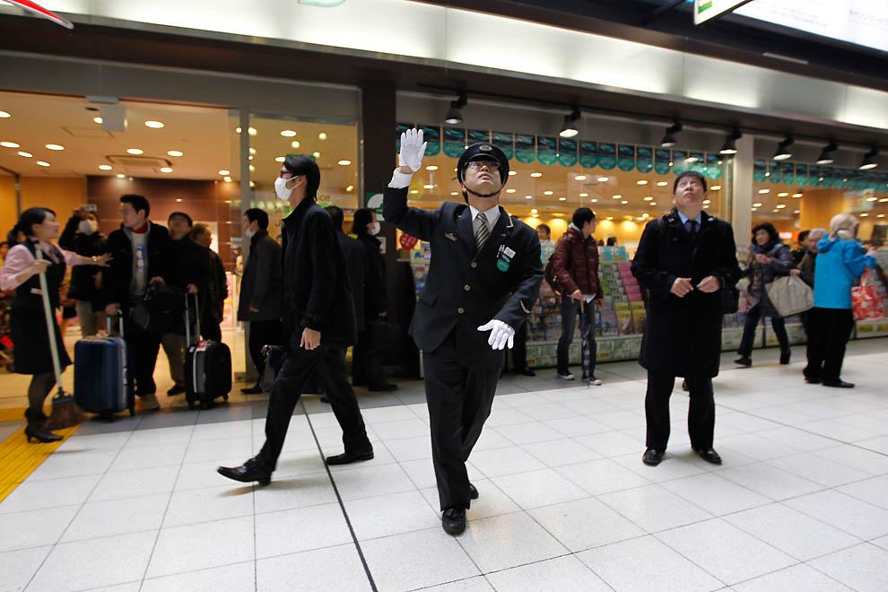 3113 tsunami dan konsekuensi lain dari gempa di Jepang