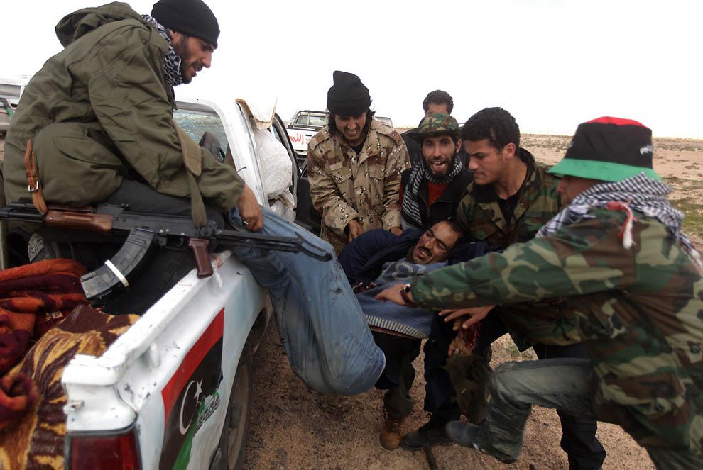 3225 Война в Ливии