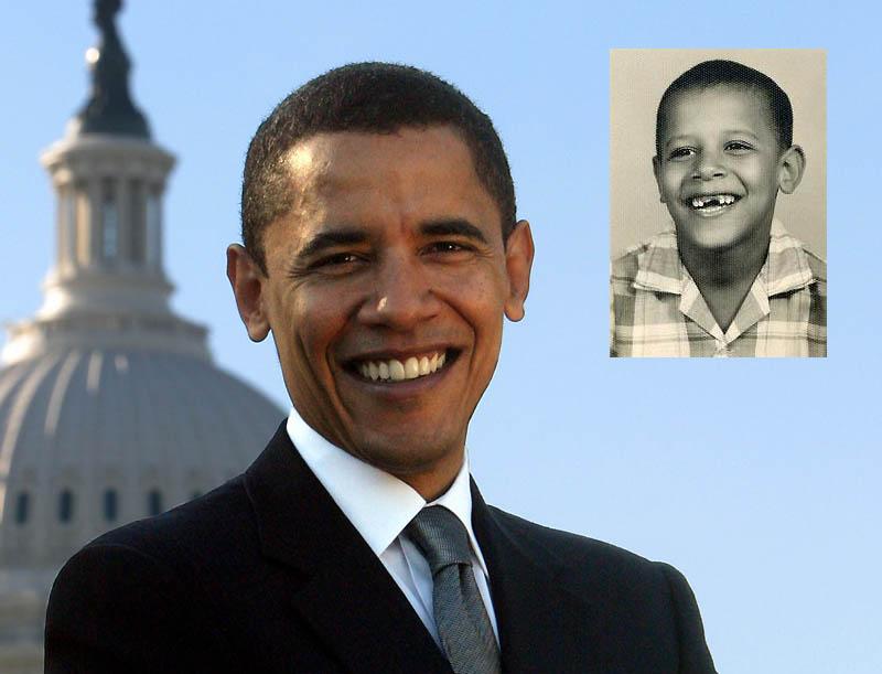 3317 Politik di masa kecil dan remaja
