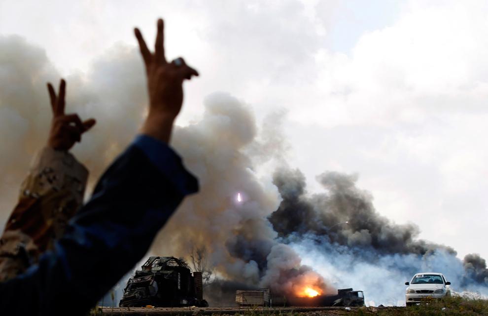 3418 Война в Ливии