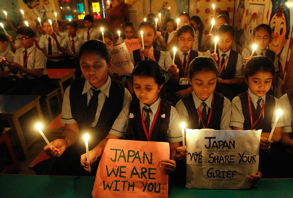 344 tsunami dan konsekuensi lain dari gempa di Jepang