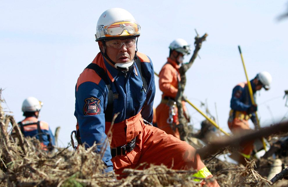 Япония - спасение, исцеление и <br /><br />последствия