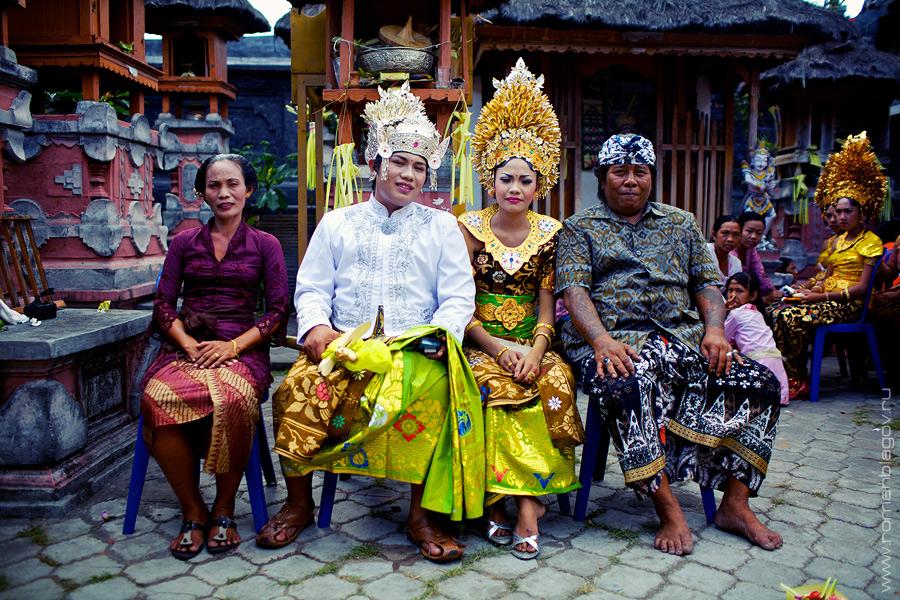 Ini Bali pernikahan