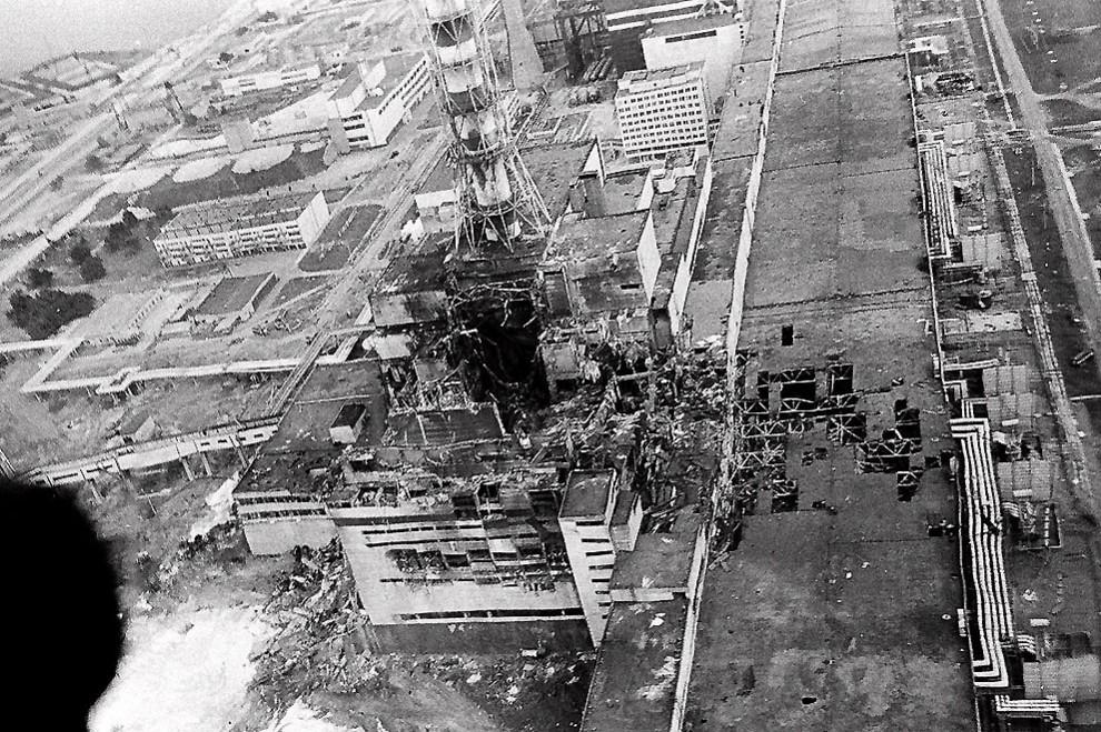 3815 990x659 Чернобыль 26 лет спустя
