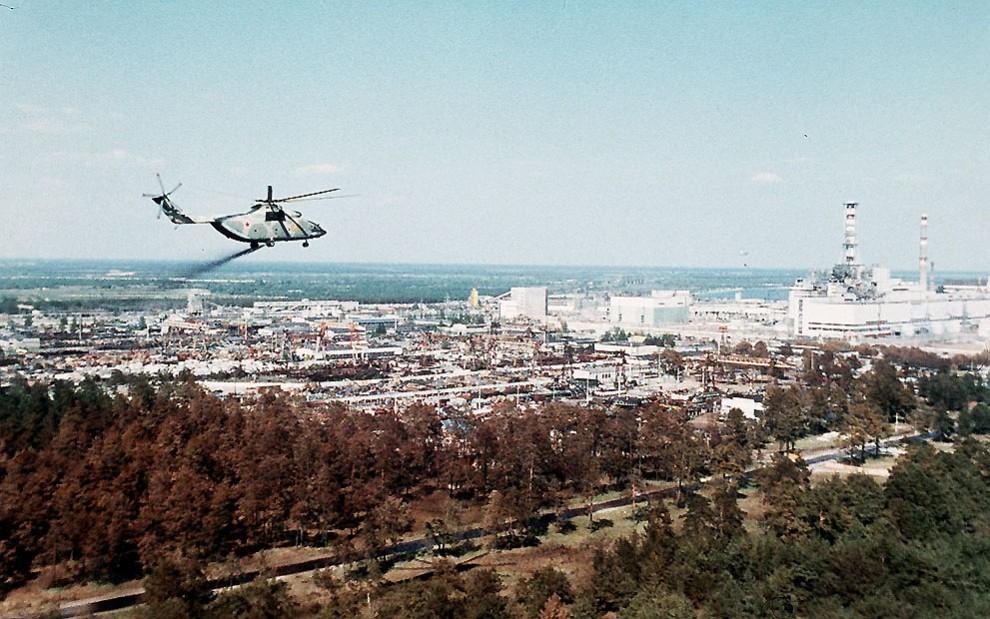 3914 990x619 Чернобыль 26 лет спустя