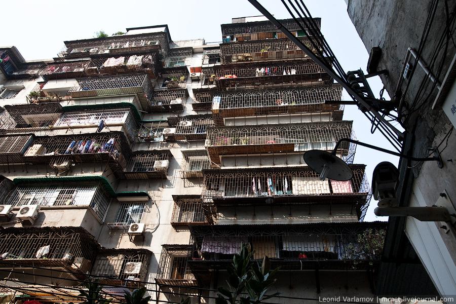 中国贫民窟风景_广州,中国的贫民窟.