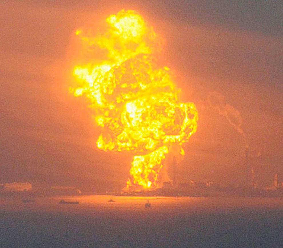 423 tsunami dan konsekuensi lain dari gempa di Jepang