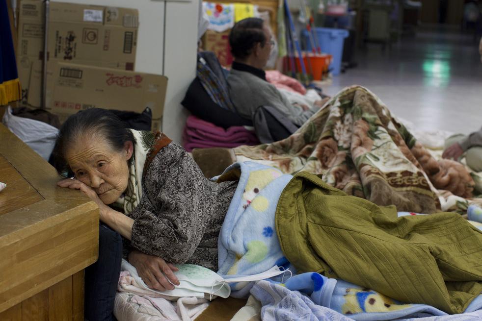 Япония две недели после катастрофы