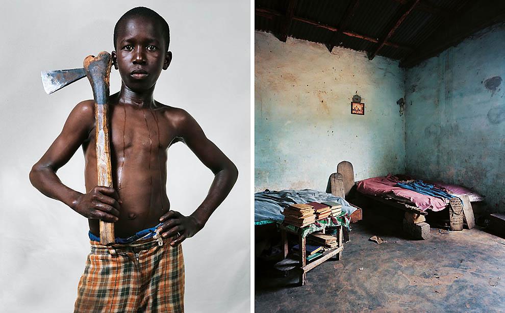 JamesMollison06 Фотопроект Где спят дети (Часть 1)
