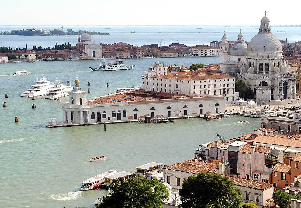 Veneza vista aérea