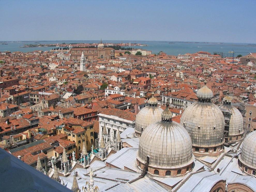 18 990x742 Veneza vista aérea