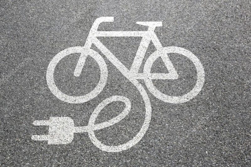 Электровелосипед e bike ebike