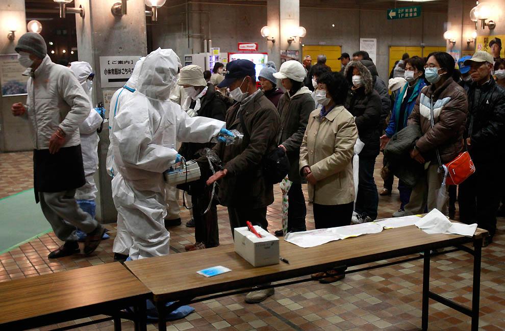 bp062 Япония сегодня: угроза радиации, спасательные работы