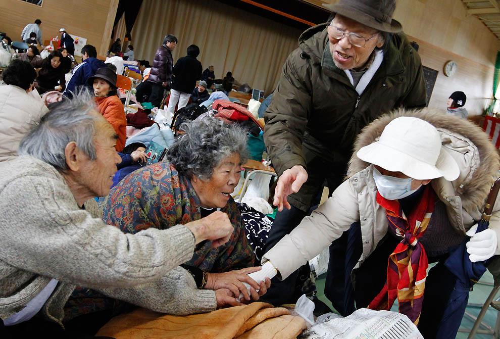 bp154 Япония сегодня: угроза радиации, спасательные работы