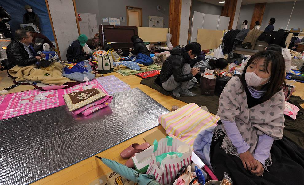 bp164 Япония сегодня: угроза радиации, спасательные работы