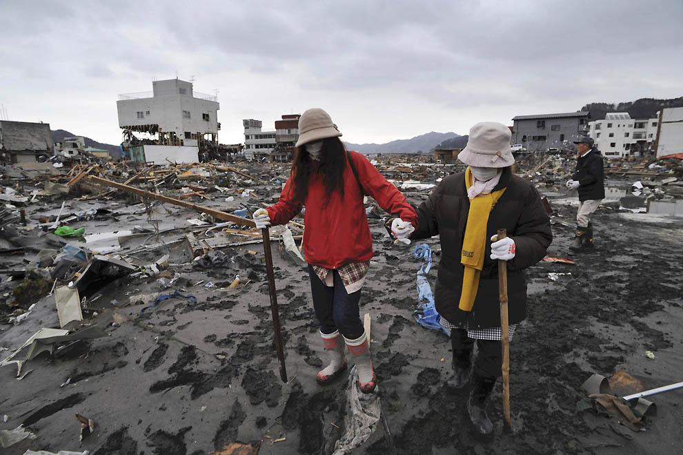 bp313 Япония сегодня: угроза радиации, спасательные работы