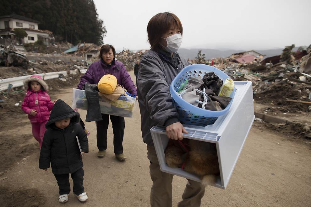 bp332 Япония сегодня: угроза радиации, спасательные работы