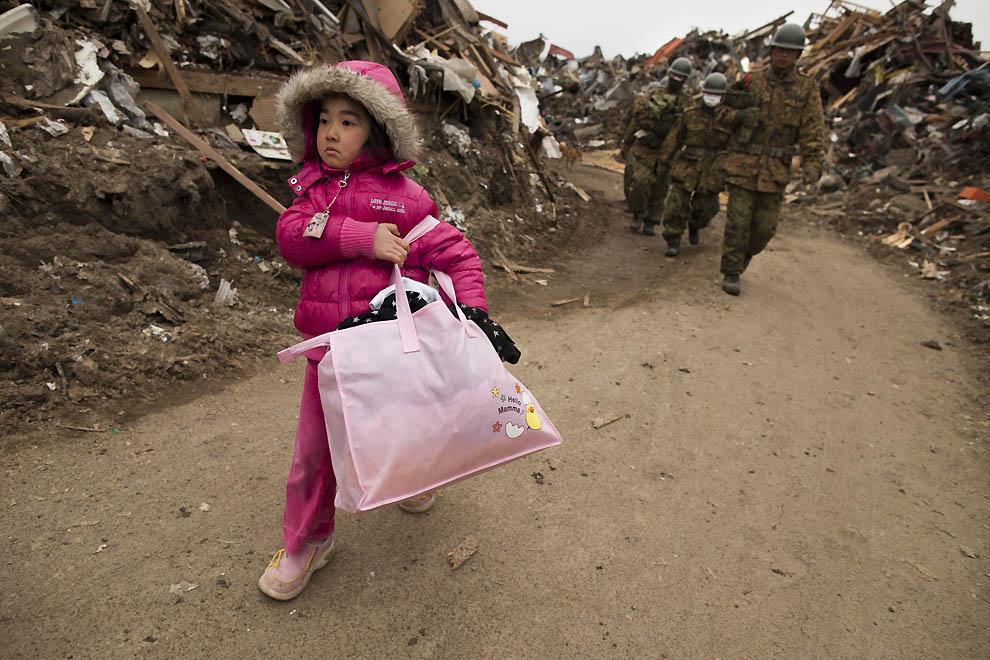 bp342 Япония сегодня: угроза радиации, спасательные работы