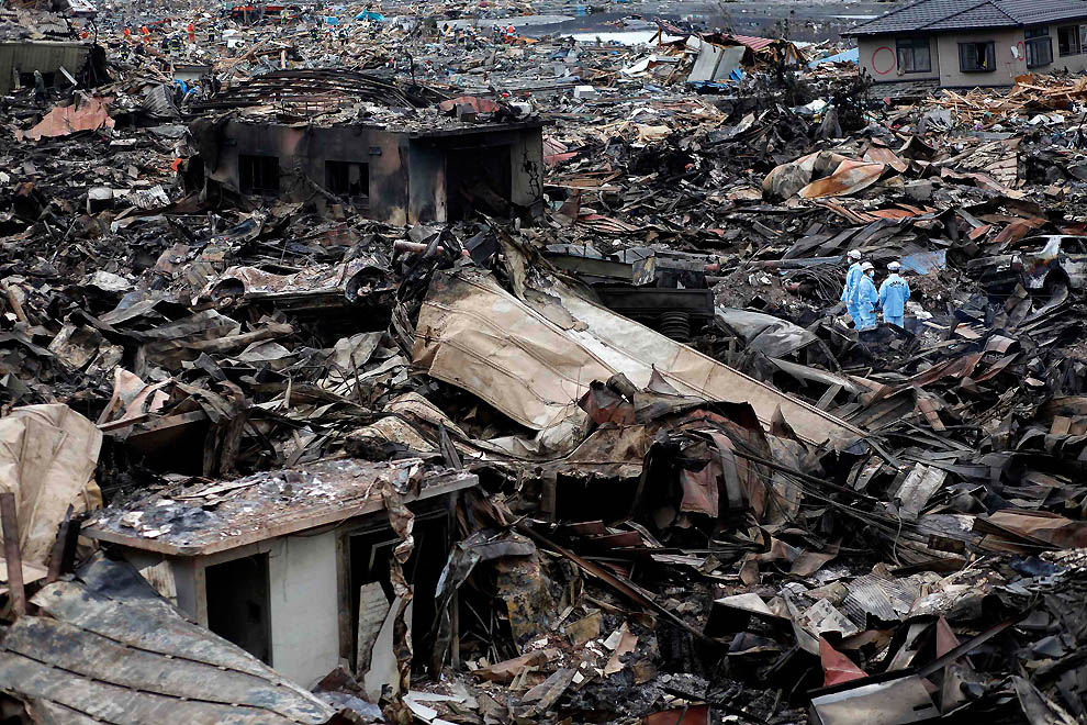 bp372 Япония сегодня: угроза радиации, спасательные работы