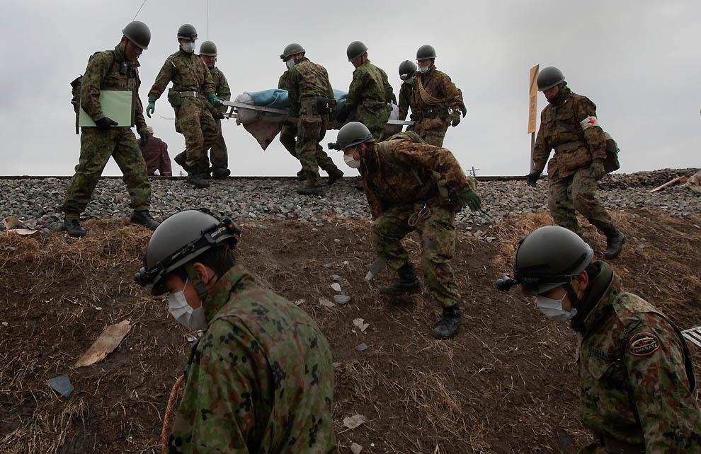 bp47 Япония сегодня: угроза радиации, спасательные работы