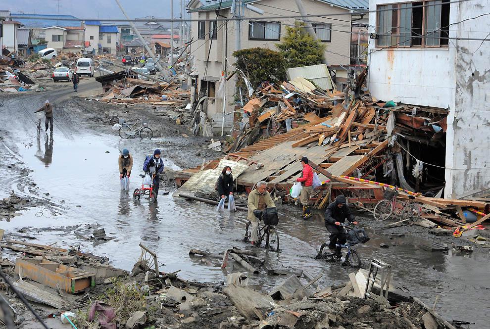 bp511 Япония сегодня: угроза радиации, спасательные работы