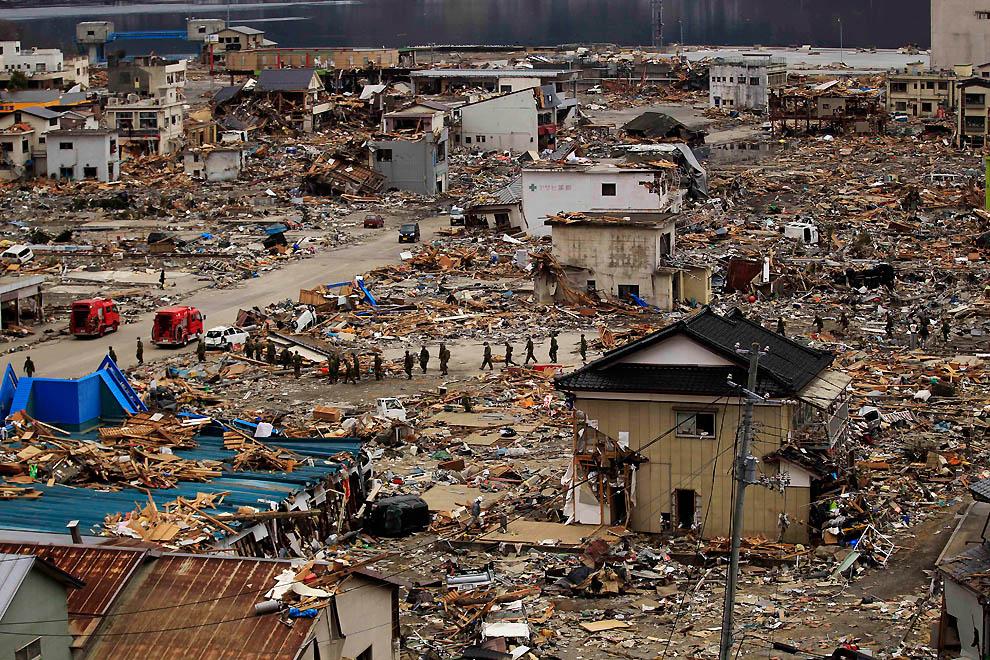 bp52 Япония сегодня: угроза радиации, спасательные работы