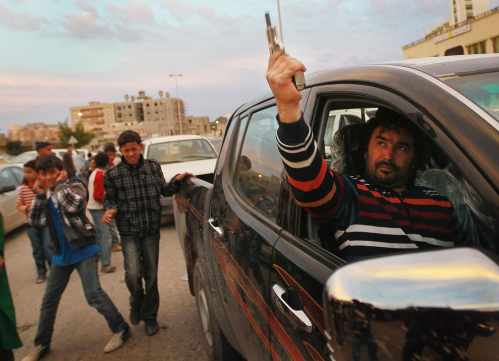 bp82 Война в Ливии