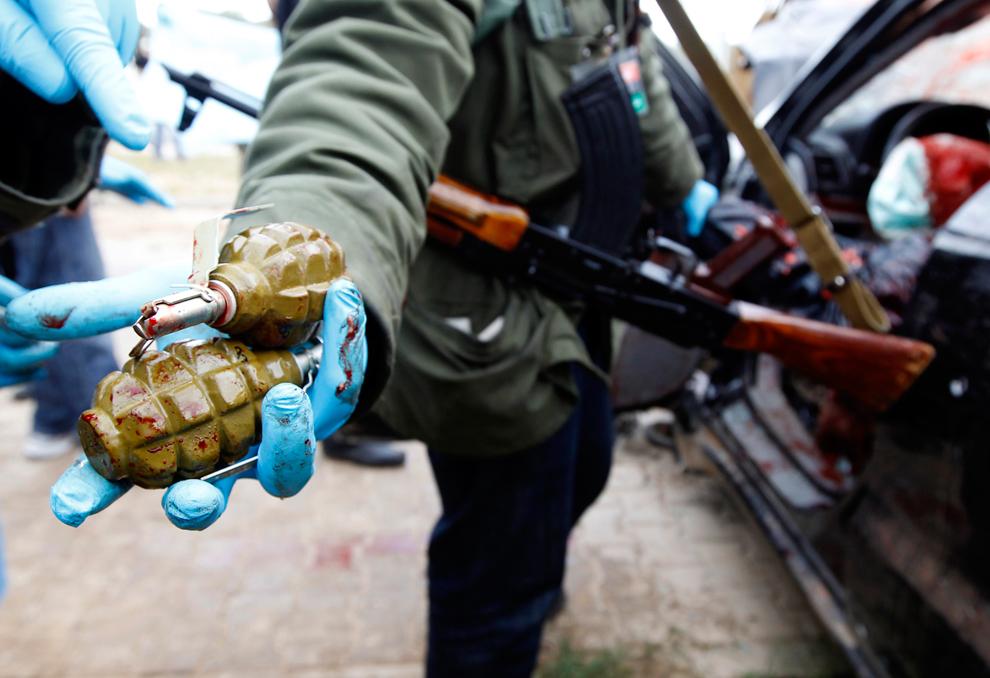 bp92 Война в Ливии