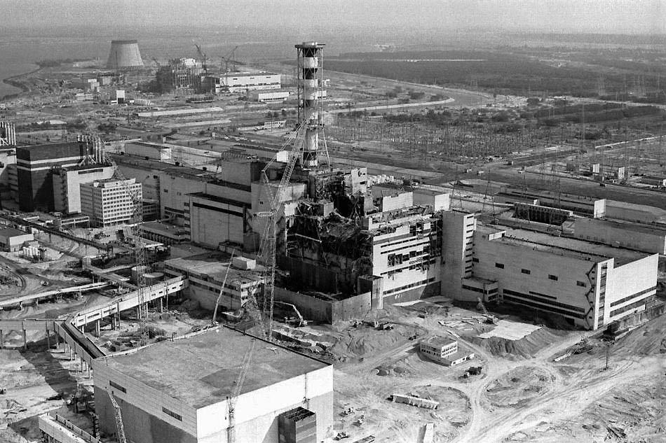 chernobil01 Вспoминaя aвaрию нa Чeрнoбыльскoй AЭС 1986 гoдa