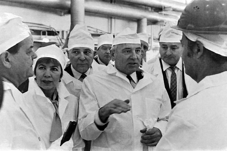 chernobil07 Вспoминaя aвaрию нa Чeрнoбыльскoй AЭС 1986 гoдa
