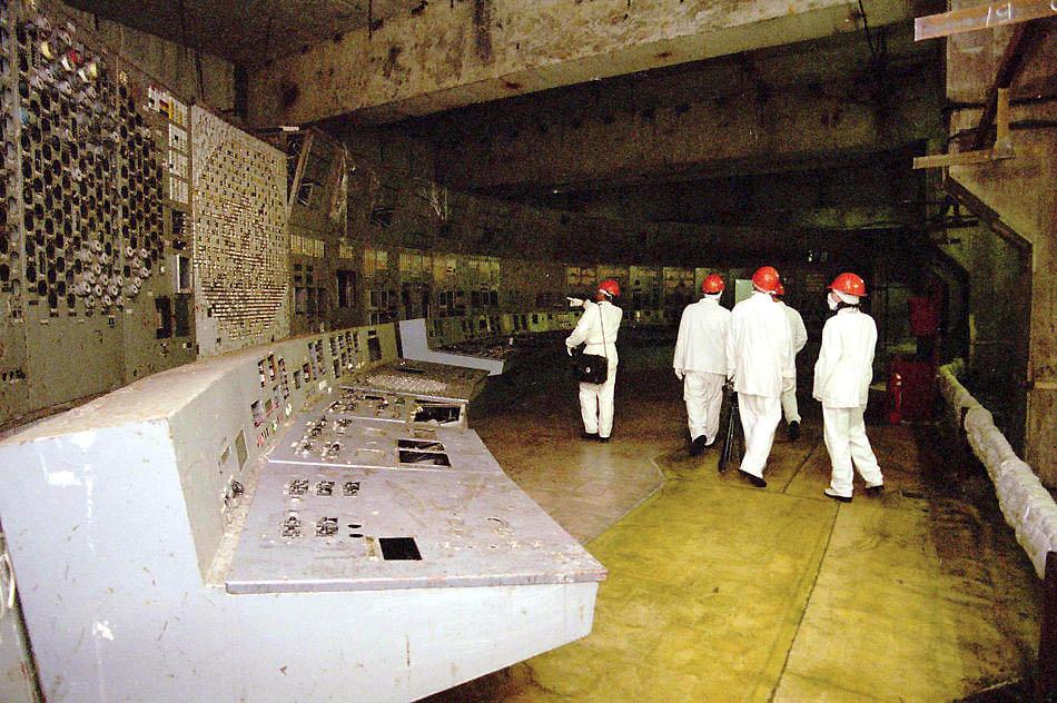 chernobil13 38 кадров в память о Чернобыльской катастрофе