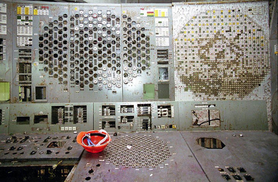 chernobil14 38 кадров в память о Чернобыльской катастрофе
