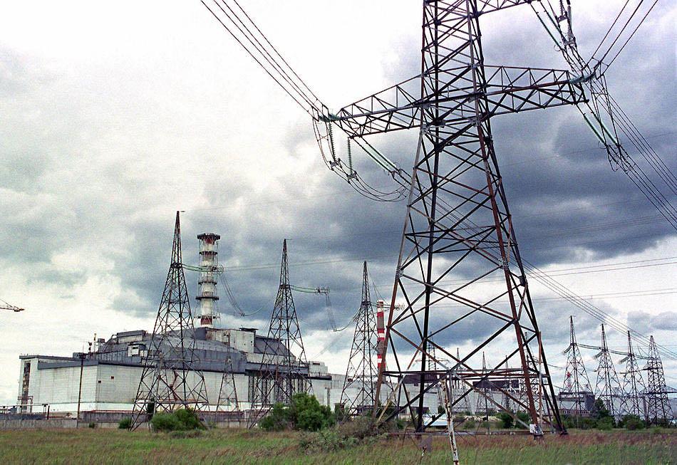 chernobil16 38 кадров в память о Чернобыльской катастрофе