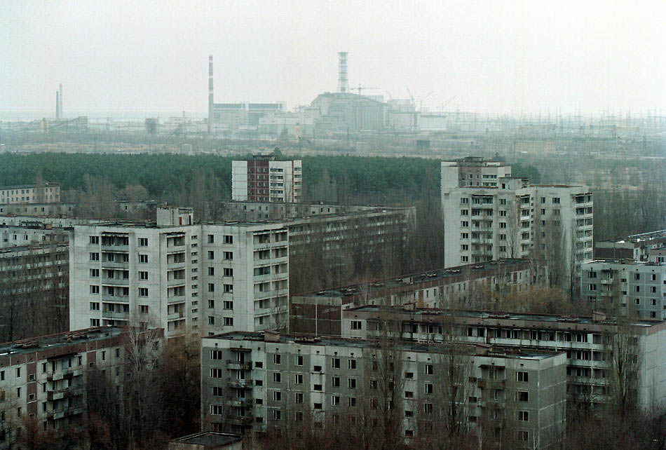 chernobil18 38 кадров в память о Чернобыльской катастрофе