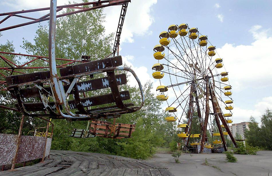 chernobil19 38 кадров в память о Чернобыльской катастрофе