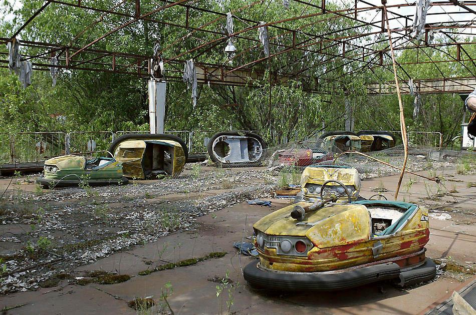 chernobil20 38 кадров в память о Чернобыльской катастрофе