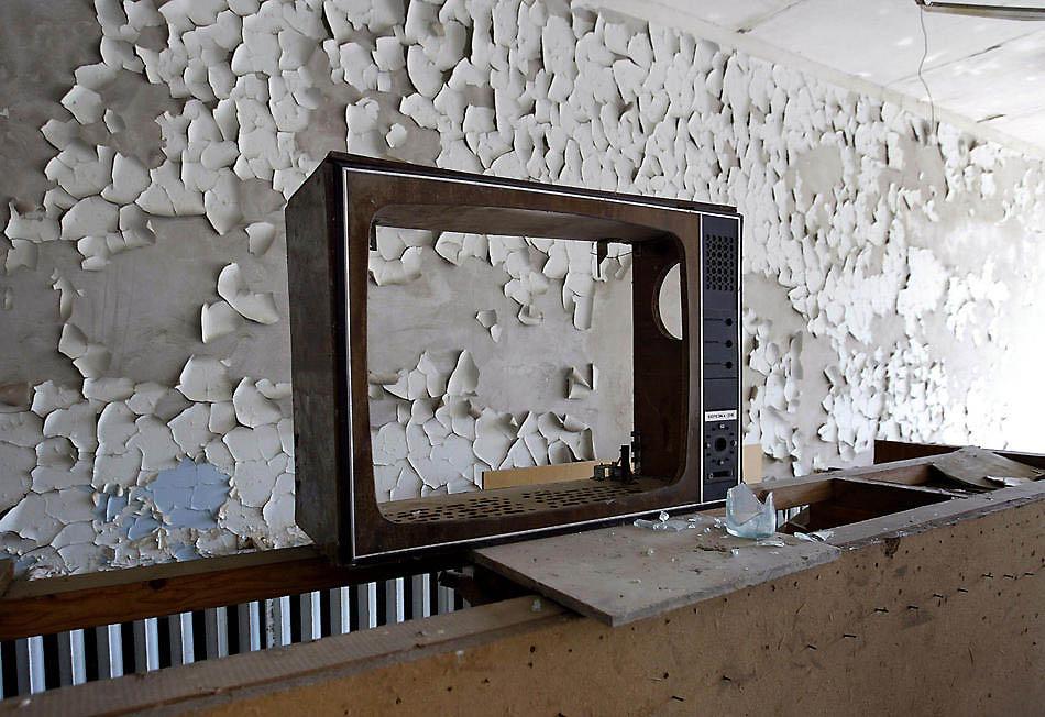 chernobil22 38 кадров в память о Чернобыльской катастрофе