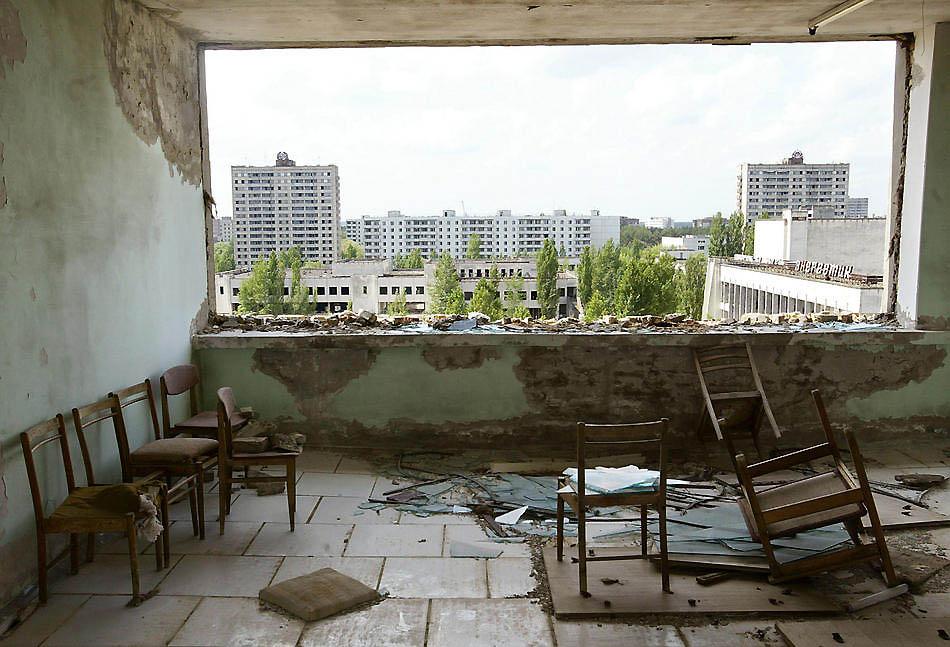 chernobil23 38 кадров в память о Чернобыльской катастрофе