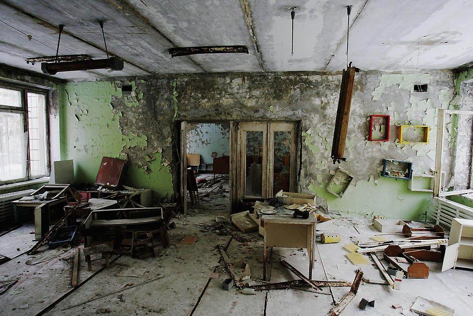 chernobil24 38 кадров в память о Чернобыльской катастрофе