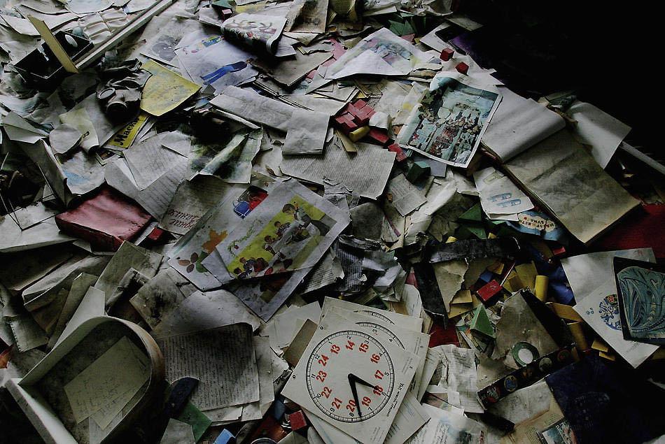 chernobil25 38 кадров в память о Чернобыльской катастрофе