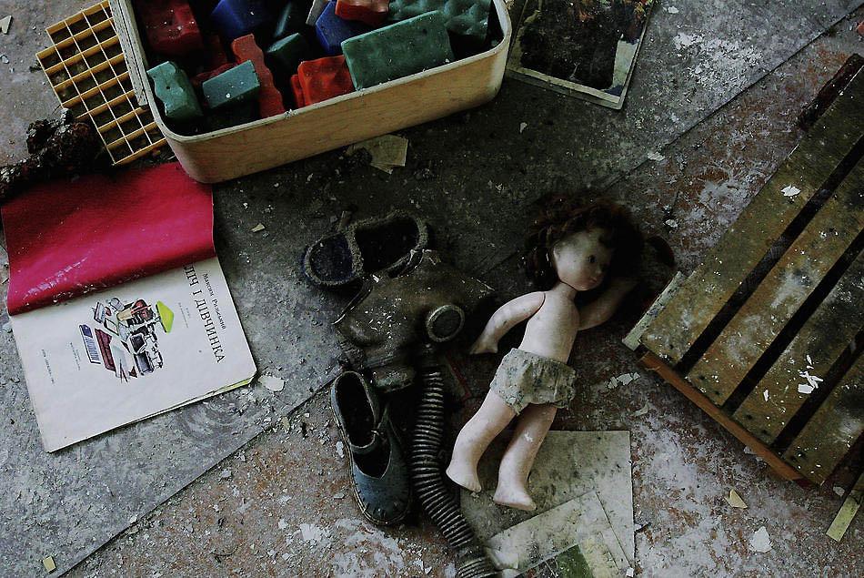chernobil26 38 кадров в память о Чернобыльской катастрофе