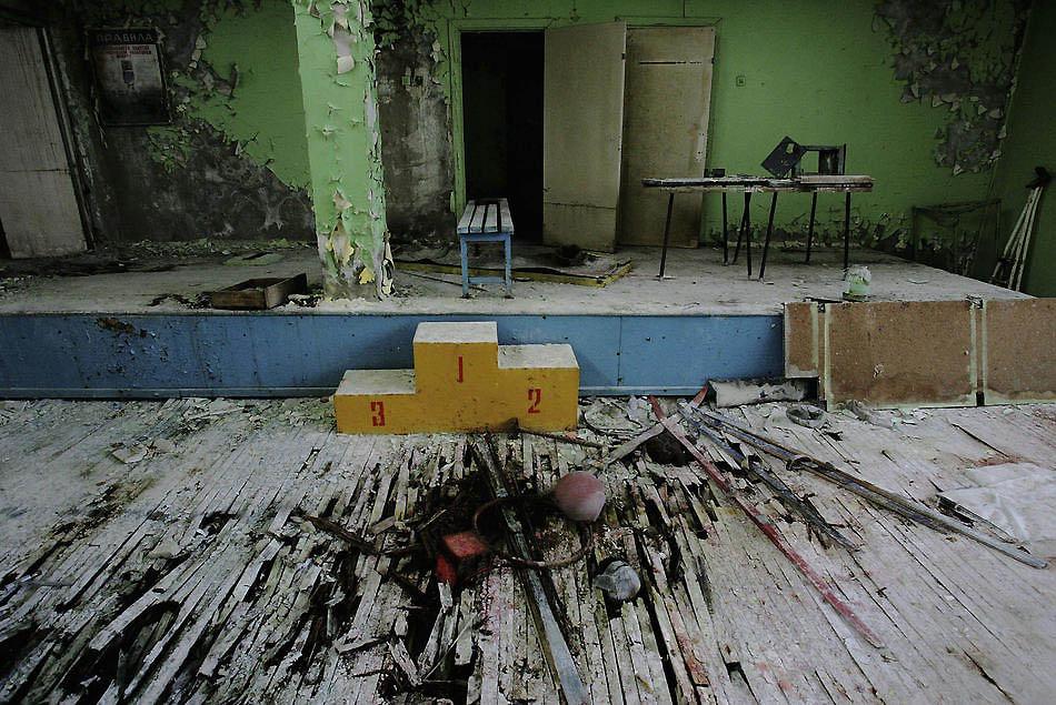 chernobil27 38 кадров в память о Чернобыльской катастрофе