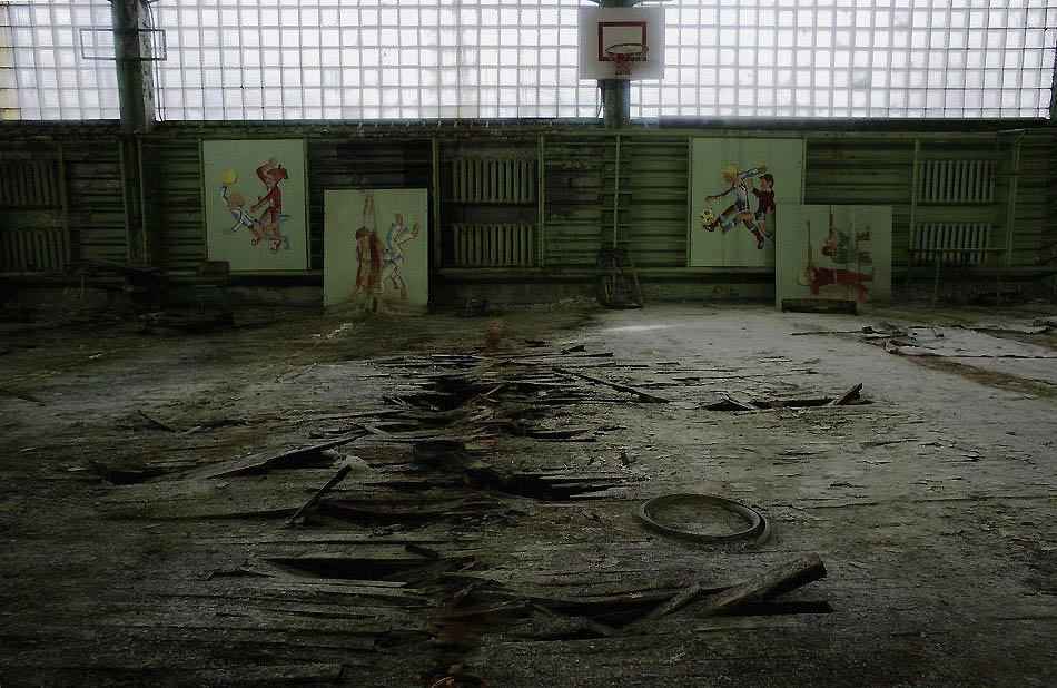 chernobil28 38 кадров в память о Чернобыльской катастрофе