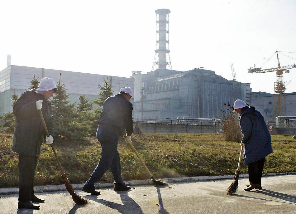 chernobil32 Вспоминая аварию на Чернобыльской АЭС 1986 года