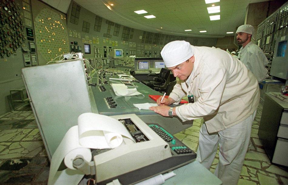 Вспоминая аварию на Чернобыльской АЭС 1986 года