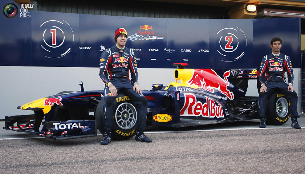 f1 001 Формула 1: Сезон 2011 открыт
